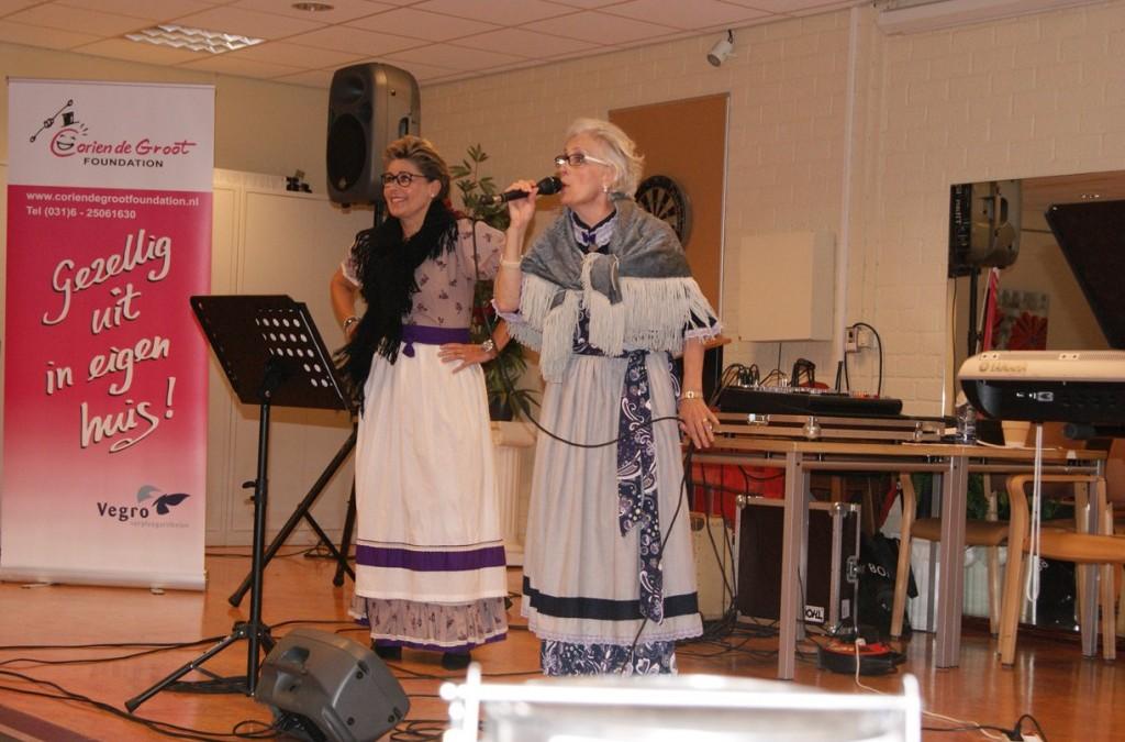 Optreden in Kolkzicht Almere