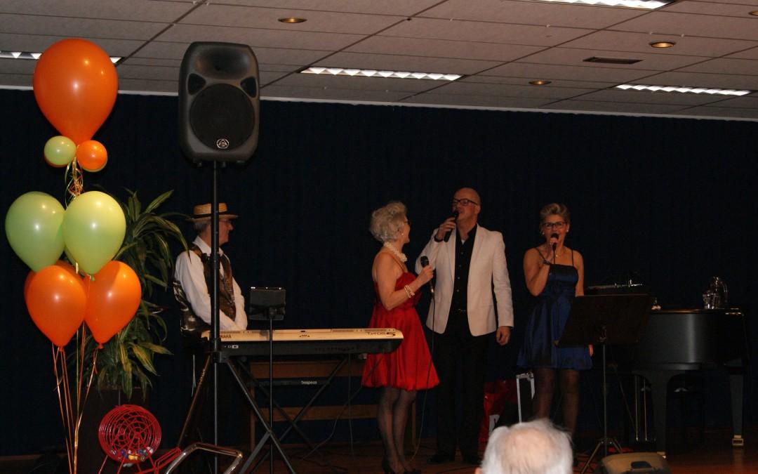 Optreden Bernardus Sassenheim