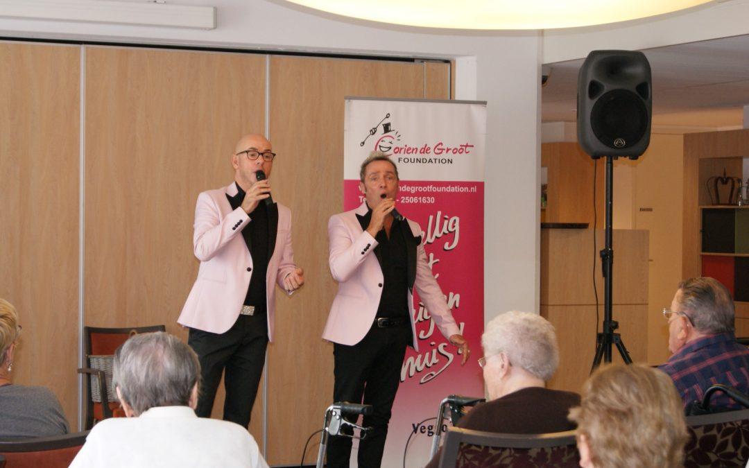 Optredens Heerlen – Maastricht met Daan en Hans