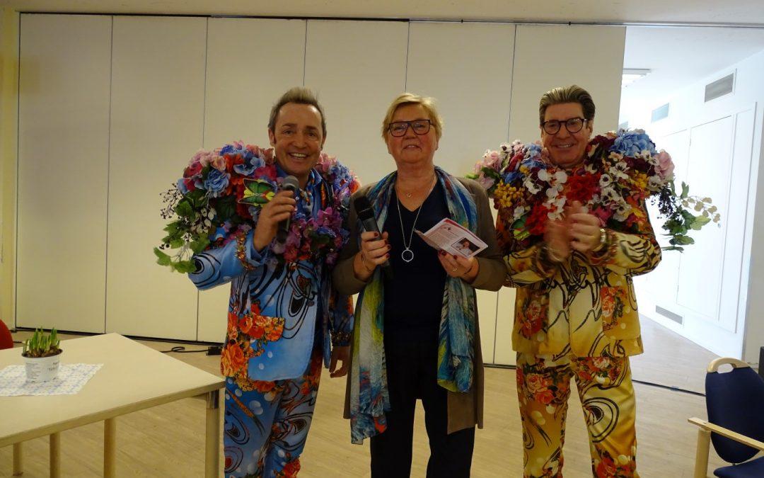 Optreden in Het Trefpunt in Noordwijk – met Hans & Ronald