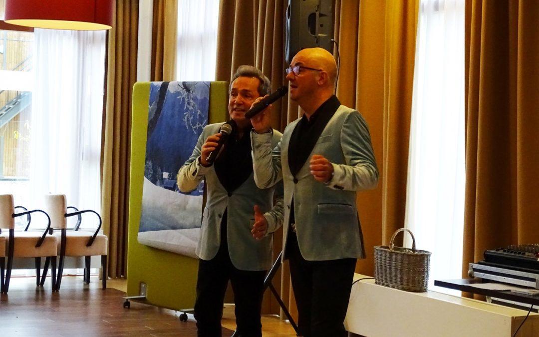 Optreden in Marente Berkhout te Lisse
