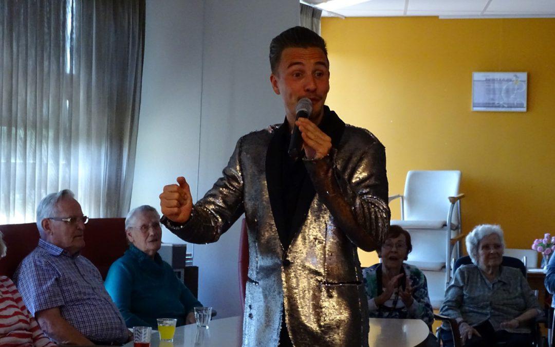 Optreden in Voorhout
