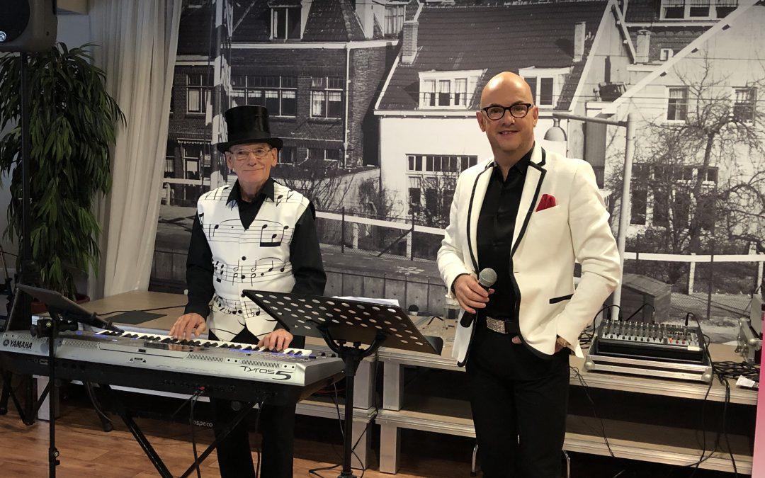 Optreden Aafje, locatie Schiehoven in Rotterdam