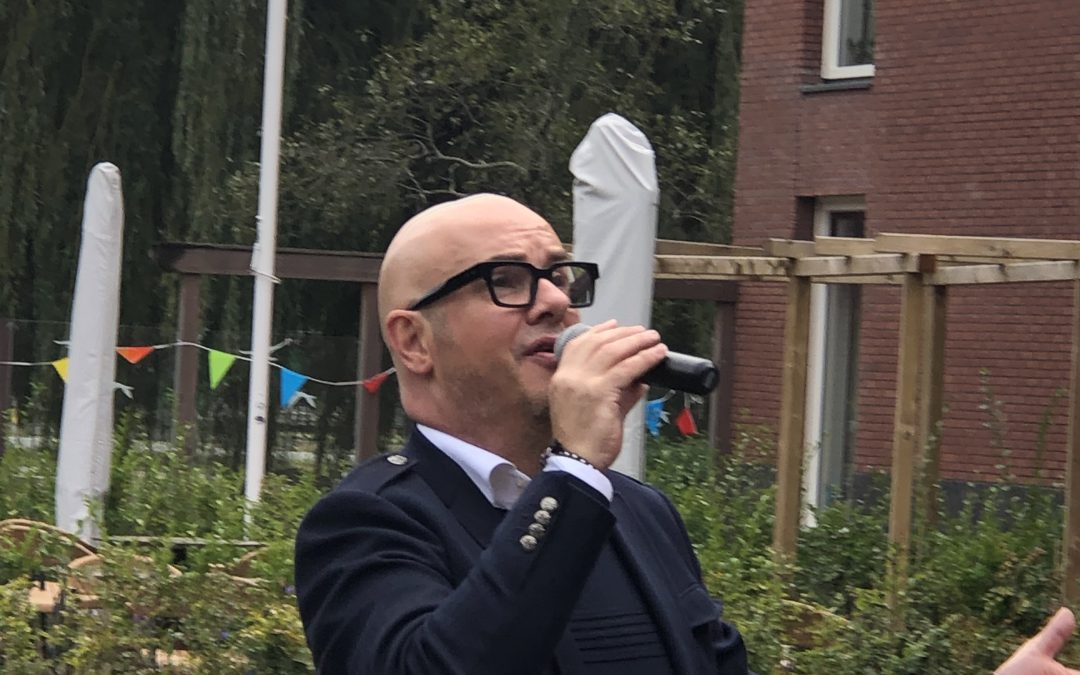 Optreden Vliethof in Voorburg september 2020